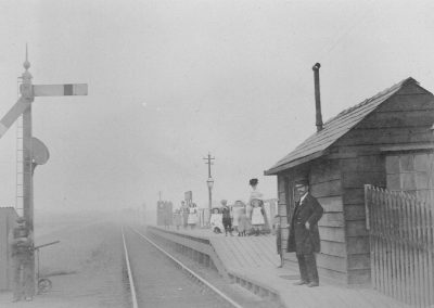 Barrow Haven Station c1910