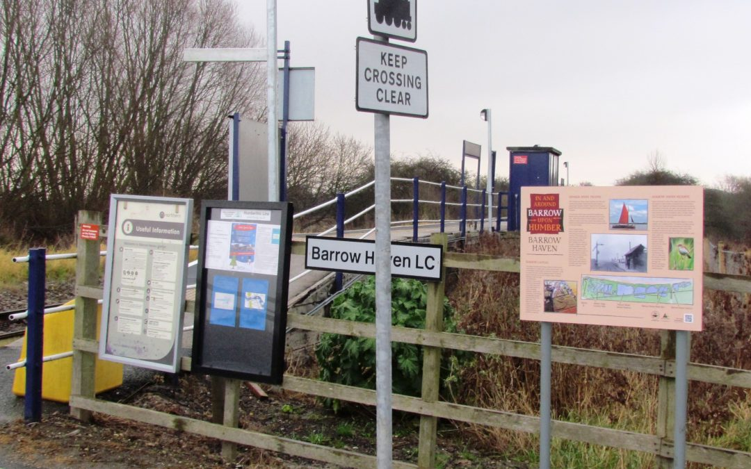 Barrow Haven Info Boards